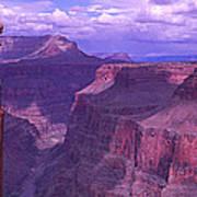 Grand Canyon, Arizona, Usa Art Print