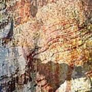 Grand Canyon Color Study Art Print