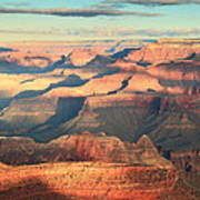 Grand Canyon Dawn Art Print