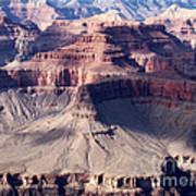 Grand Canyon Mesas Art Print