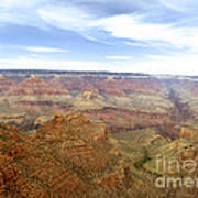 Grand Canyon  Art Print by Scott Pellegrin