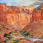 Grand Canyon Splendor Art Print