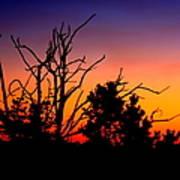 Grand Canyon Sunset Art Print