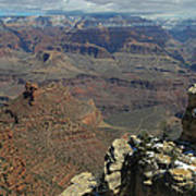 Grand Canyon View 6 Art Print