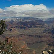 Grand Canyon View 7 Art Print