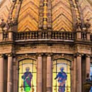 Grand Cathedral Of Guadalajara Art Print