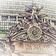 Grand Central Decor Art Print