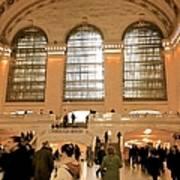 Grand Central 's Main Terminal Art Print