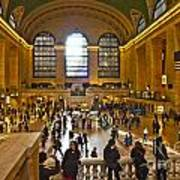Grand Central Terminal Nyc Art Print