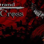 Grand Cross Poster Art Art Print