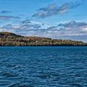 Grand Island Lake Superior Art Print