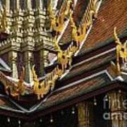 Grand Palace Bangkok Thailand 2 Art Print
