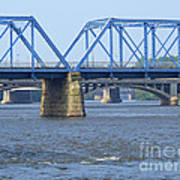 Grand Rapids Crossings Art Print