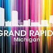 Grand Rapids Mi 2 Art Print