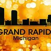 Grand Rapids Mi 3 Art Print