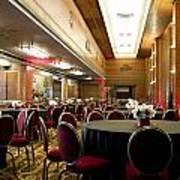 Grand Salon 05 Queen Mary Ocean Liner Art Print