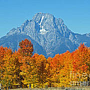 Grand Teton National Park 2 Art Print