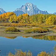 Grand Teton National Park 3 Art Print
