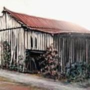 Grandaddy's Barn Art Print