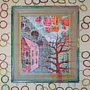 Grandma In A Tree - Framed Art Print