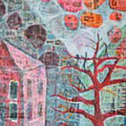 Grandma In A Tree Art Print