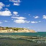 Granite Island South Australia Art Print