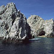 Granite Outcrop Cabo San Lucas Mexico Art Print