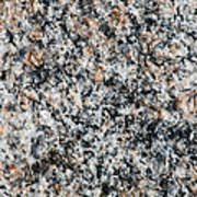 Granite Power - Featured 2 Art Print