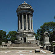 Soldier's And Sailor's Monument New York City Art Print