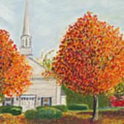 Granville Church Art Print