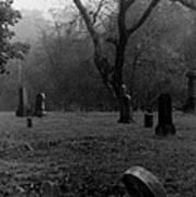 Graveyard 4 Art Print