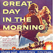 Great Day In The Morning, Us Poster Art Print