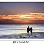 Great Day Poster Art Print