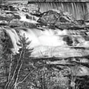 Great Falls 14140 Art Print