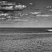 Great Lakes Boating Art Print