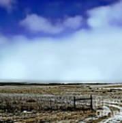 Great Plains Winter Art Print