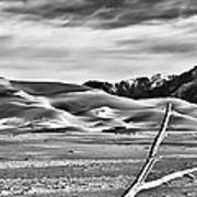 Great Sand Dunes 1 Art Print