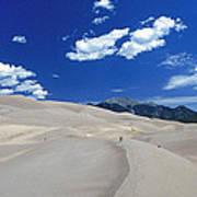 Great Sand Dunes IIi Art Print