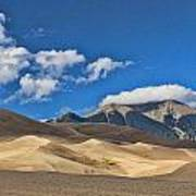 The Great Sand Dunes National Park 2 Art Print
