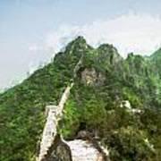 Great Wall 0033 - Oil Stain Sl Art Print