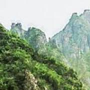 Great Wall 0043 - Oil Stain Sl Art Print