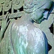 Grecian Goddess Art Print