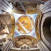 Greek Chapel Art Print