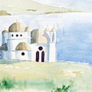 Greek Orthodox Church 2 Art Print