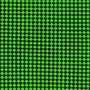 Green And Black Checkered Pattern Cloth Background Art Print