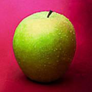 Green Apple Whole 1 Art Print