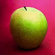 Green Apple Whole 2 Art Print