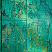 Green Door - Carmel By The Sea Art Print