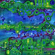 Green Functions Art Print