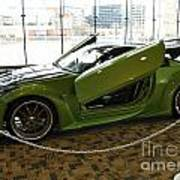 Green Hornet Art Print